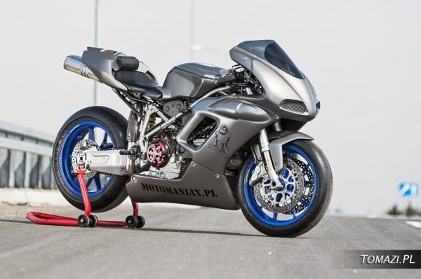 Ducati 999 Radical
